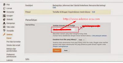 Cara Mudah Mengubah Domain Blogspot ke Domain TLD Cloudflare