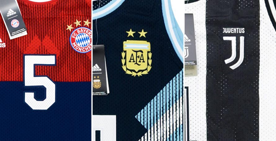 0003ae316 Fantastic online store Classic Football Shirts has added Adidas  famous  collection of tank tops released for the brand s top club and international  sides ...