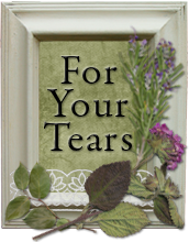 For Your Tears