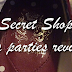 Secret Shop tea parties review