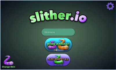Download Slither.Io Mod (Ads Free)