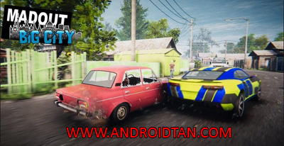 MadOut2 BigCityOnline Mod Apk Unlimited Money Android Terbaru 2017