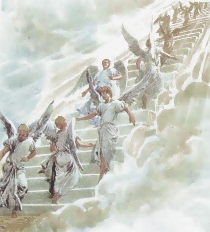 O Atalaia Mestrekamel Arcanjos Serafins Querubins E Anjos Quem
