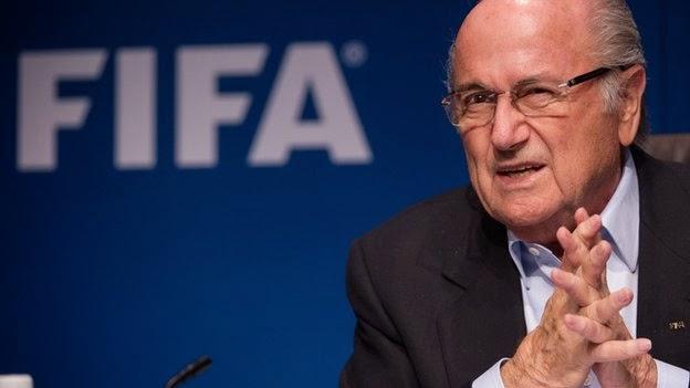 La reeleción de Blatter ahuyenta a los sponsors