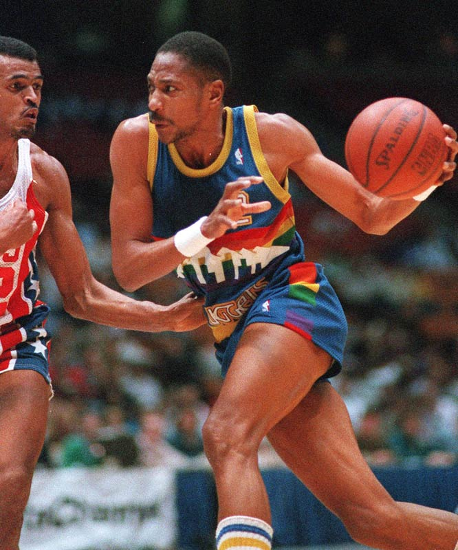 Denver Nuggets Facts: Paul, Basketball, And Josh: NBA History Lessons: Alex English