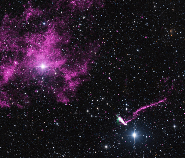 Pulsar IGR J1104-6103