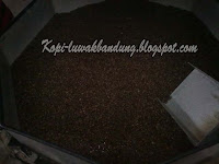 roasted beans luwak coffee, kopi luwak roasted beans