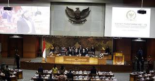 Tambah Kursi Pimpinan DPR-MPR, Hanya 2 Pasal yang akan Direvisi di UU MD3