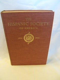 A history of The Hispanic Society of America: museum and library, 1904-1954: with a survey of de collections