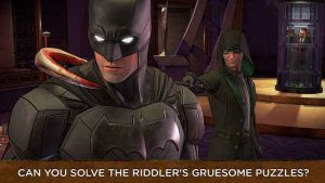 Batman The Enemy Within MOD APK v0.08 Full Version Unlocked Episodes and Season Pass Purchased Terbaru 2017