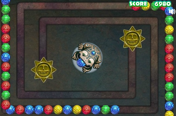 لعبة زوما آخر اصدار