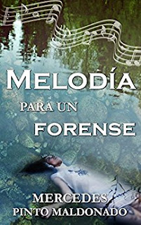"""""""Melodía para un forense"""" de Mercedes Pinto"""