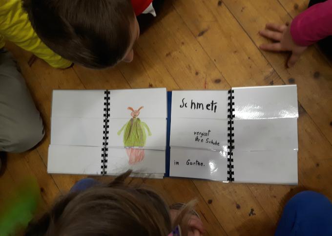 Das verfuchste Klassenzimmer: Sch - Das verrückte Schimpfwörter ABC