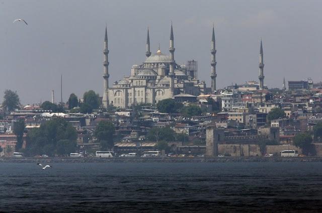 بالصور : موقع الدليل السياحي إسطنبول #تركيا