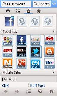 uc web free mobile surf plus