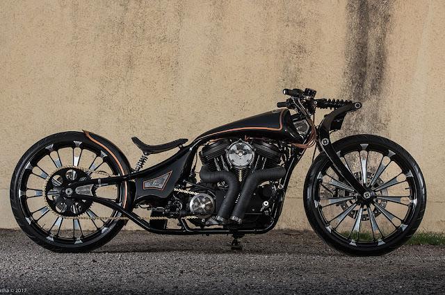 Rajputana Custom Motorcycles | JORDAAR VERSION 1