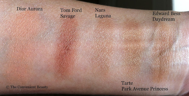 The Convenient Beauty Review Tom Ford Blush 04 Savage