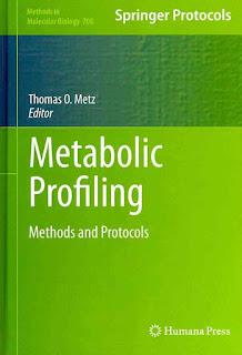 Metabolic Profiling: Methods and Protocols pdf free download