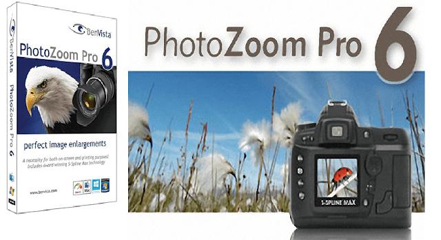 تحميل برنامج PhotoZoom Pro 6 + التفعيل