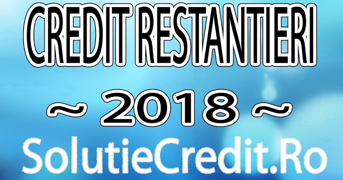 Credit rapid online restantieri