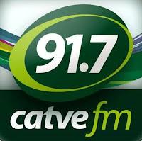 Rádio Catve FM de Cascavel PR ao vivo