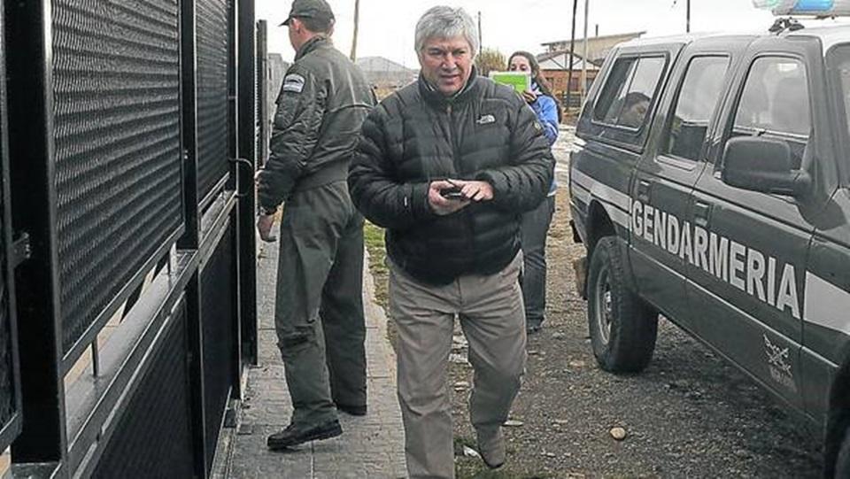 Juez de TDF interviene en causa Lazaro Baez
