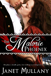 Guest Review: The Malorie Phoenix by Janet Mullany