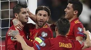 اسبانيا تحقق فوز كاسح على منتخب مالطة بسبع اهداف بدون رد في التصفيات المؤهلة ليورو 2020