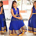 Harshita Blue Salwar kameez