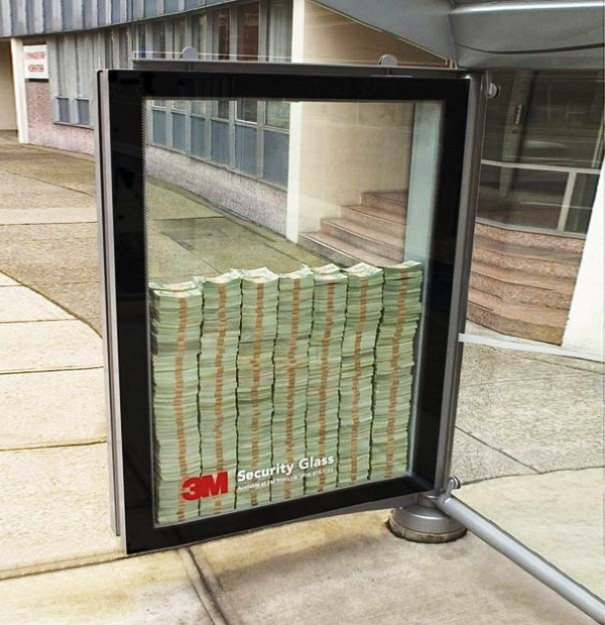 Cool Bus: Cool Bus Stop Advertising Ideas