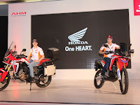 Go Anywhere Dengan Honda CRF1000L Dan CRF250RALLY