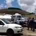 Colisão entre caminhões na Capitão Mor Gouveia x BR-226