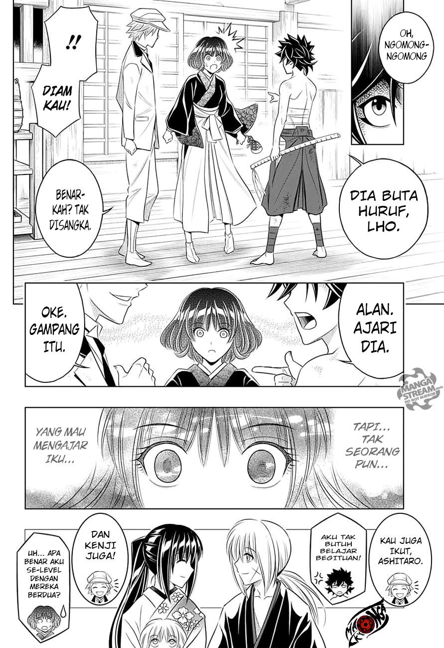 Rurouni Kenshin: Hokkaido-hen Chapter 01-42
