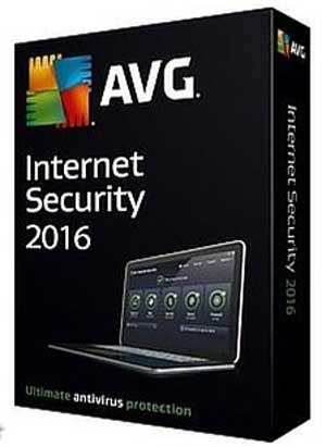 AVG AVG Internet Security v16.131.7924 Key Latest Free Download