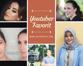 youtuber favorit dan meginspirasi