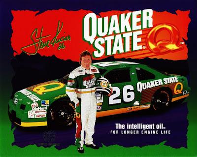 Steve Kinser #26 NASCAR Racing Champions 1/64 diecast blog