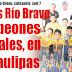 Tigres Río Bravo, campeones estatales 2019