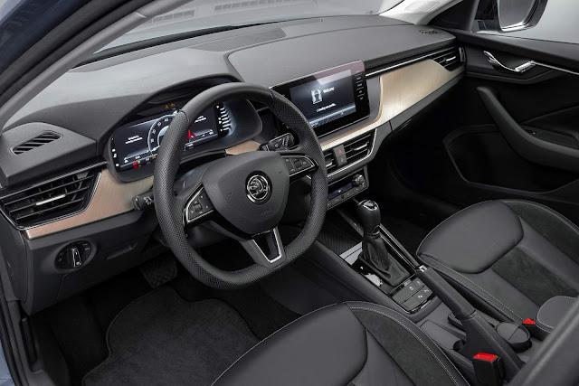 """Škoda Scala: """"Golf de baixo custo"""""""