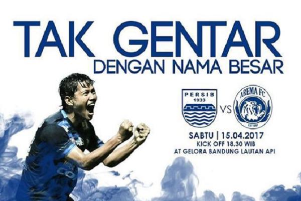 Laga Belum Mulai, Persib Bandung dan Arema FC Memanas!