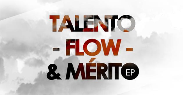 Destaque: Marcos Musik: 'EP' Talento, Flow & Mérito Vol.1