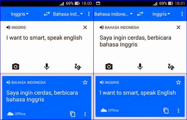 Aplikasi Google Translate Offline Bahasa Inggris Ke Indonesia