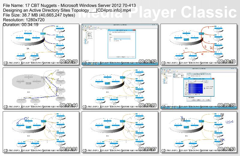 CBT Nuggets 70-413 Designing and Implementing a Server