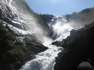 Las 10 mejores cascadas de Noruega - Qué ver en Noruega