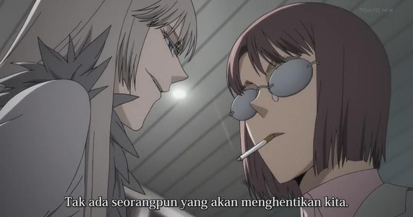 total one piece: Jormungand S2 Episode 08 Subtitle Indonesia