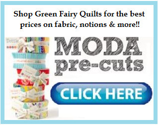 Green Fairy Quilts!