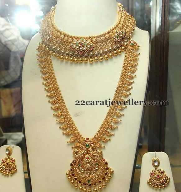 Antique Long Sets By Pmj Jewellery Designs