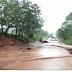 Trecho da PR-489 entre Umuarama e Xambrê está parcialmente interdidato