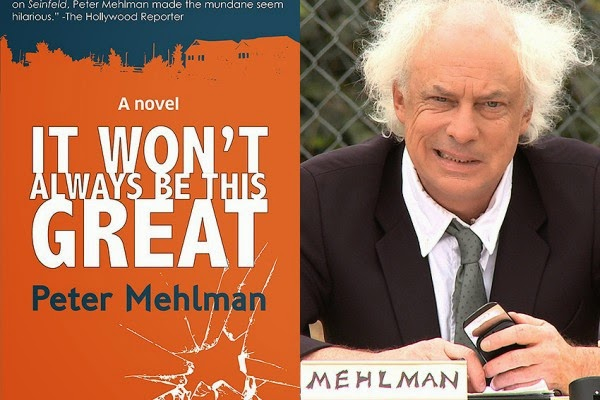 Seinfeld Writer Peter Mehlman's New Book