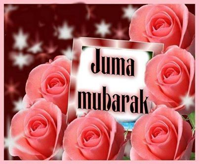 Jumma Mubarak Images With Flowers: {red,pink} Roses & Flowers ♣