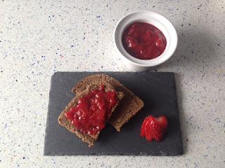 Presentación mermelada de fresas 2
